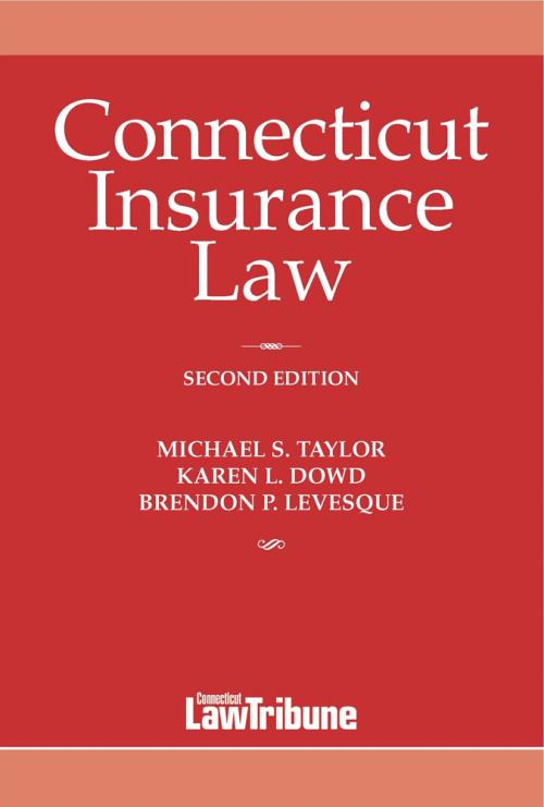 Connecticut Insurance Law - Product Image