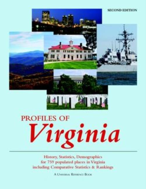 Profiles of Virginia, Second Edition - Product Image
