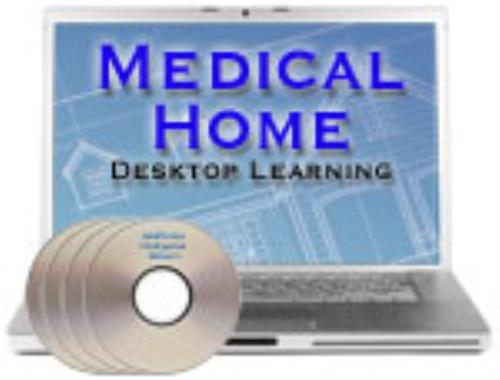Medical Home Desktop Learning - Product Image