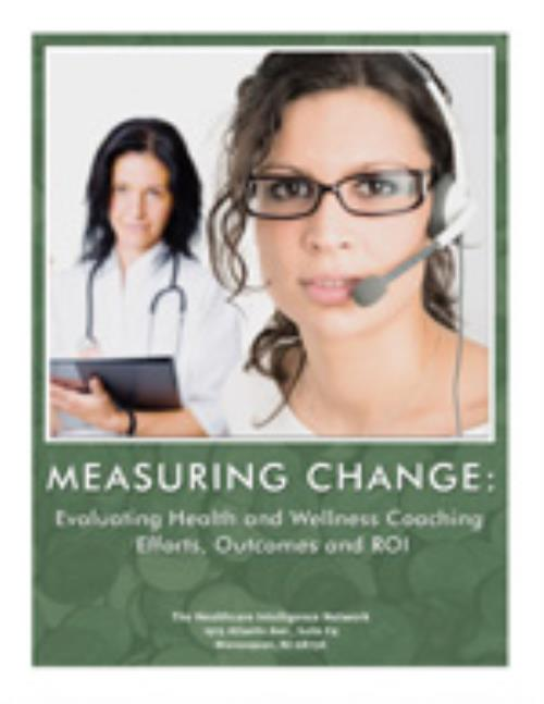 Measuring Change: Evaluating Health and Wellness Coaching Performance, Outcomes and ROI - Product Image