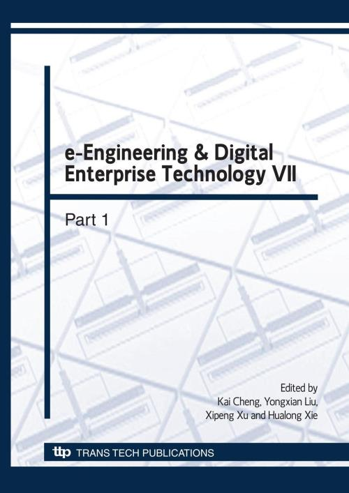 e-Engineering & Digital Enterprise Technology VII - Product Image