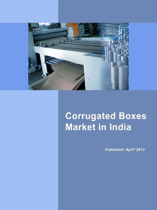 Corrugated Boxes Market in India - Product Image