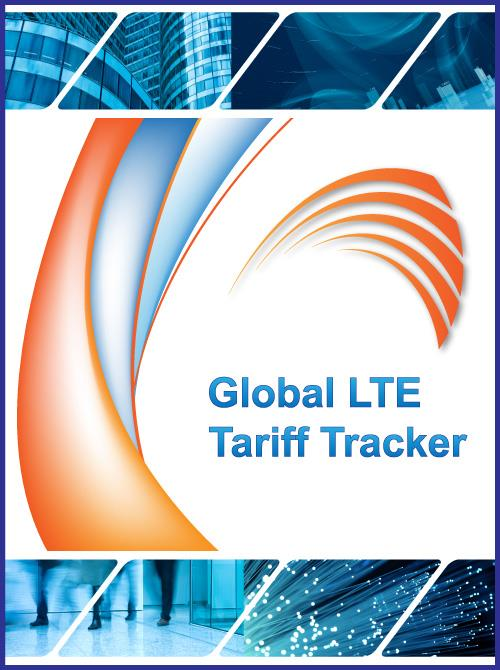 Global LTE (Long Term Evolution) Tariff Tracker - Product Image