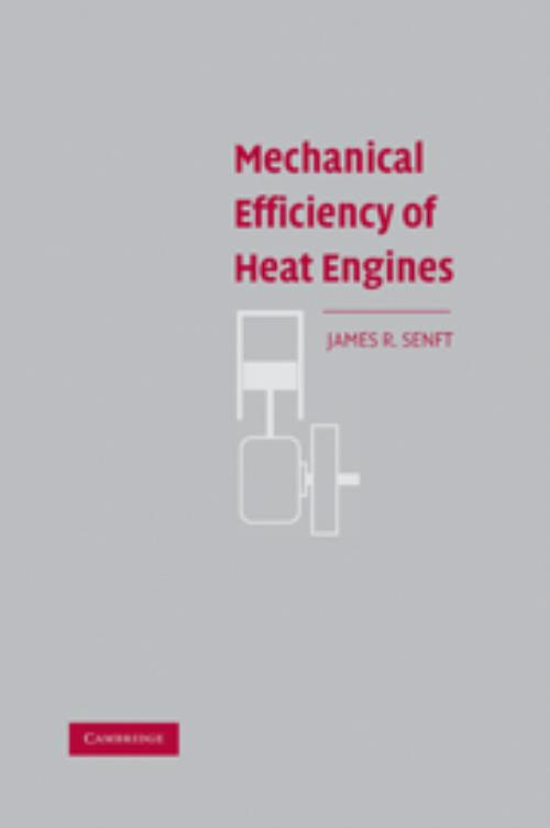 Mechanical Efficiency of Heat Engines - Product Image