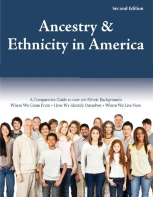 Ancestry & Ethnicity in America - Product Image