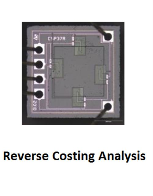 STMicroelectronics LPS331AP - Reverse Costing Analysis - Product Image