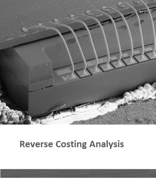 STMicroelectronics L3G4IS Dual-Core 3-Axis MEMS Gyroscope Reverse Costing Analysis - Product Image
