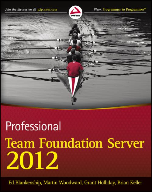 Professional Team Foundation Server 2012 - Product Image