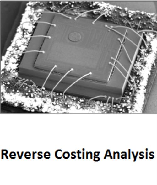 InvenSense MPU-9150 Motion Processing Unit Reverse Costing Analysis - Product Image