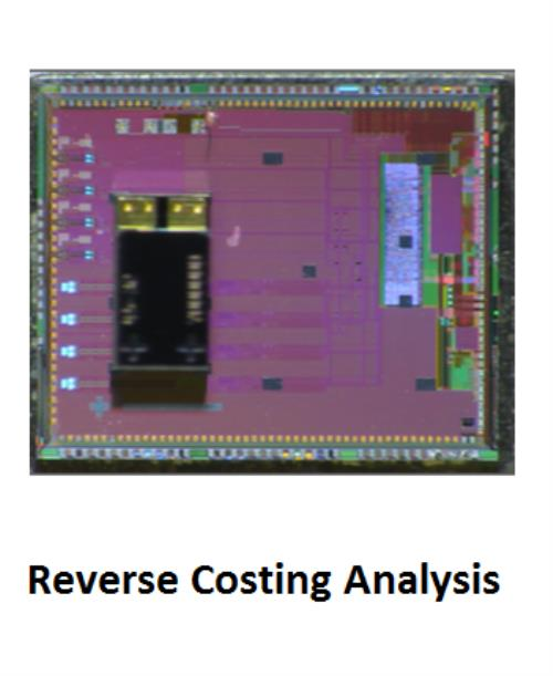 Luxtera Silicon Photonic Die Active Optical Connector photonic die and laser source - Reverse Costing Analysis - Product Image