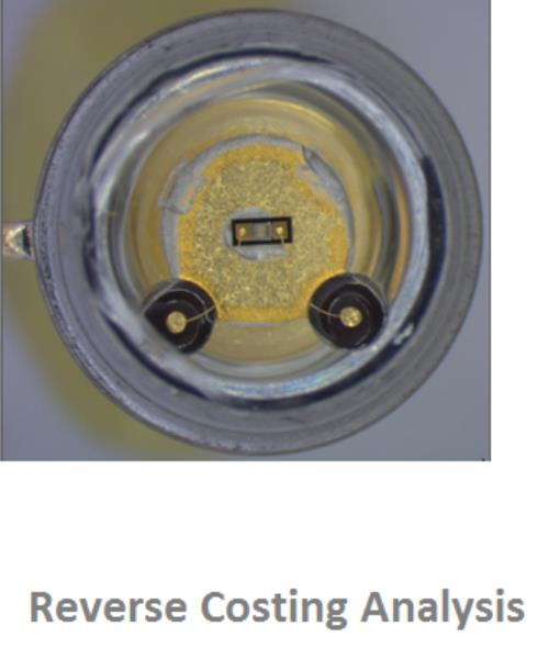 SETi UV LED UVTOP270-BL-TO39 Reverse Costing Analysis - Product Image