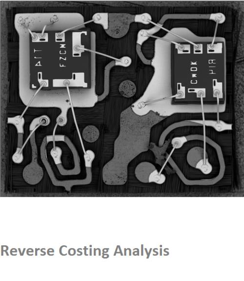 Avago FBAR Filter All-Silicon MEMS Duplexer Reverse Costing Analysis - Product Image