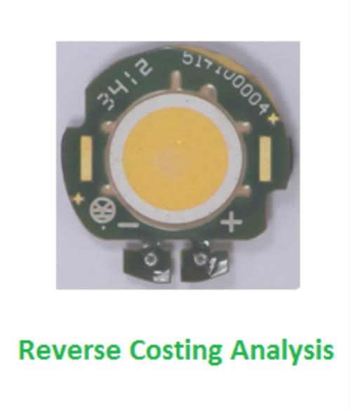 SORAA: Tri-LED and Lightchip Reverse Costing Analysis - Product Image