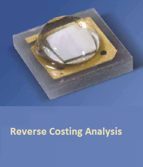 OSRAM Oslon Square LED Reverse Costing Analysis - Product Image