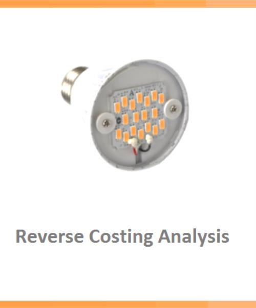 TESS T-6C007W 12W 1000lm A19 LED Lamp Reverse Costing Analysis - Product Image