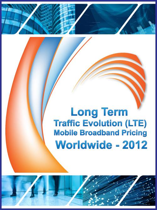Long Term Evolution (LTE) Mobile Broadband Pricing Worldwide - 2012 - Product Image
