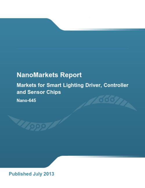 Markets for Smart Lighting Driver, Controller and Sensor Chips - Product Image
