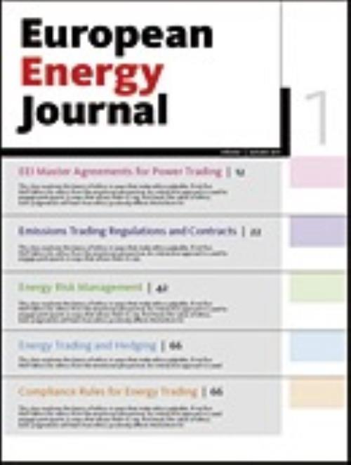 European Energy Journal - Product Image