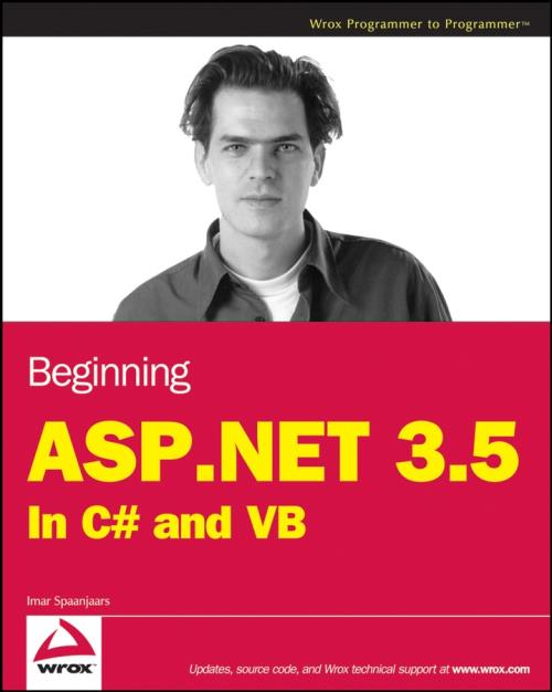 Beginning ASP.NET 3.5. In C# and VB - Product Image