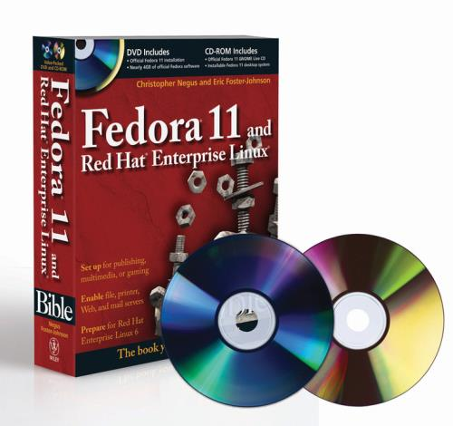 Fedora® 11 and Red Hat® Enterprise Linux® Bible - Product Image