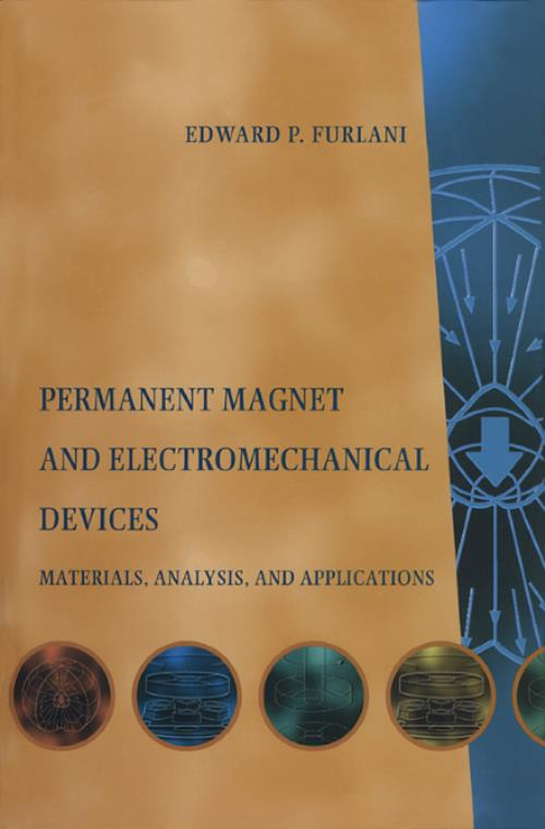 Permanent Magnet and Electromechanical Devices. Electromagnetism - Product Image