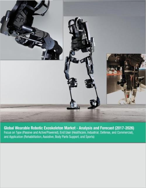 global exoskeleton system market Latest analysts forecast the global exoskeleton system market to grow at a cagr of 7251 percent over the period 20142019 covered in this report the global exoskeleton system market can be.