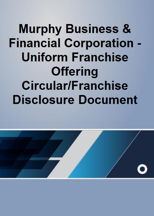 the uniform franchise offering circular guidelines