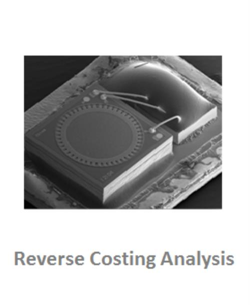 iPhone 5 MEMS Microphones AAC - Reverse Costing Analysis - Product Image