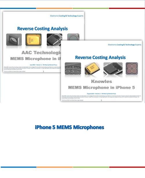 iPhone 5 MEMS Microphones - Bundle Package - Product Image