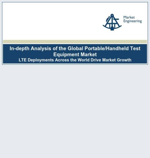 In-depth Analysis of the Global Portable/Handheld Test Equipment Market - Product Image