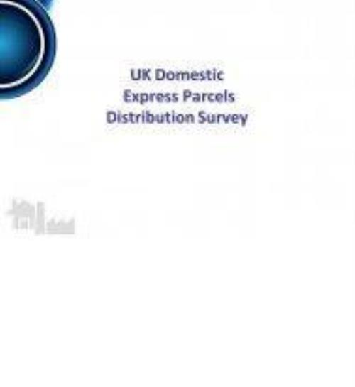 UK Domestic Express Parcels Report (B2B & B2C) 2012 - Product Image