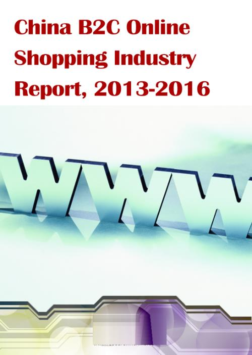 China B2C Online Shopping Industry Report, 2013-2016 - Product Image