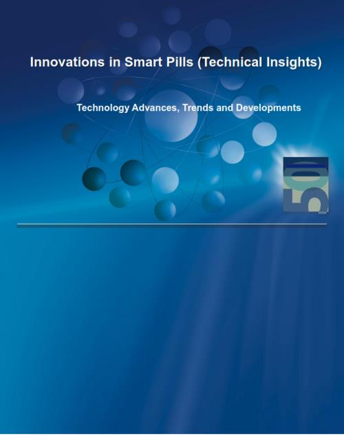 Innovations in Smart Pills (Technical Insights) - Product Image