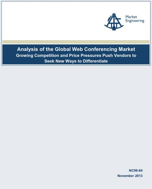 Analysis of the Global Web Conferencing Market - Product Image