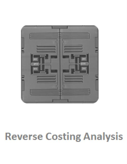 InvenSense MPU-6500 6-Axis MEMS IMU Reverse Costing Analysis - Product Image