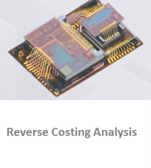Bosch Sensortec BMX055 9-Axis MEMS IMU - Reverse Costing Analysis - Product Image