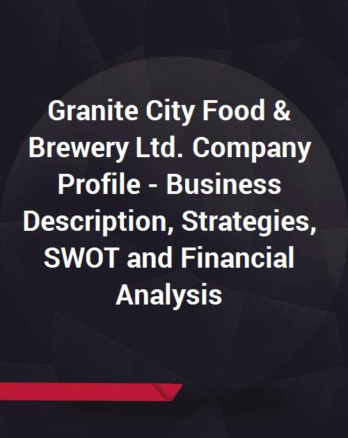 brewery swot analysis