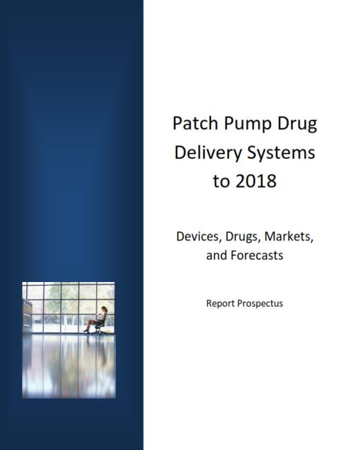 Patch Pump Drug Delivery Systems to 2018 - Product Image