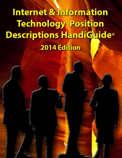 HandiGuide & Job Descriptions - pdf & MS WORD formats - Product Image