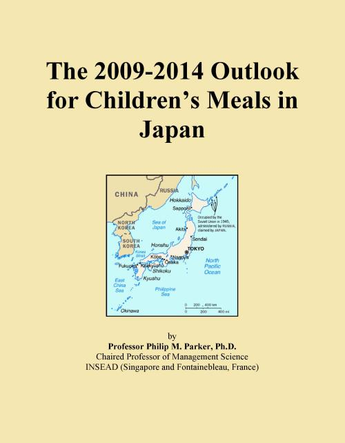 The 2009-2014 Outlook for Children's Meals in Japan - Product Image