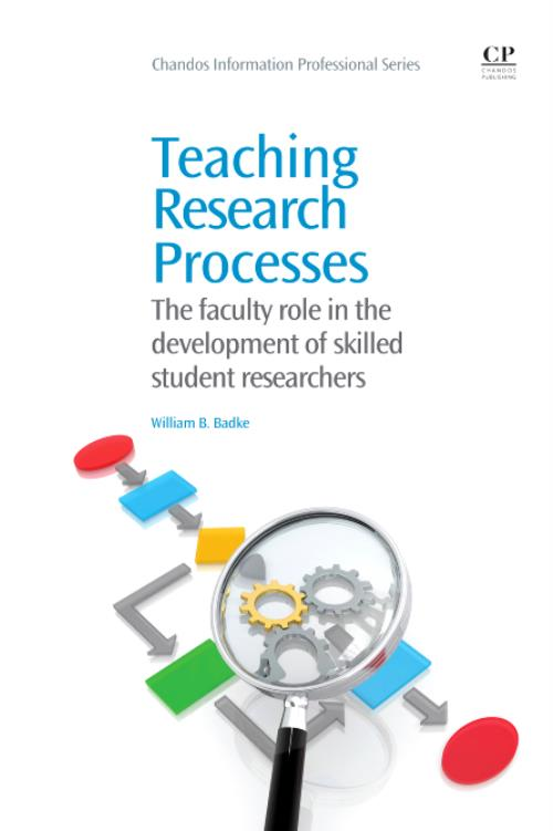 Teaching Research Processes. Chandos Information Professional Series - Product Image