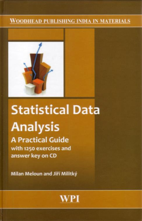 Statistical Data Analysis - Product Image