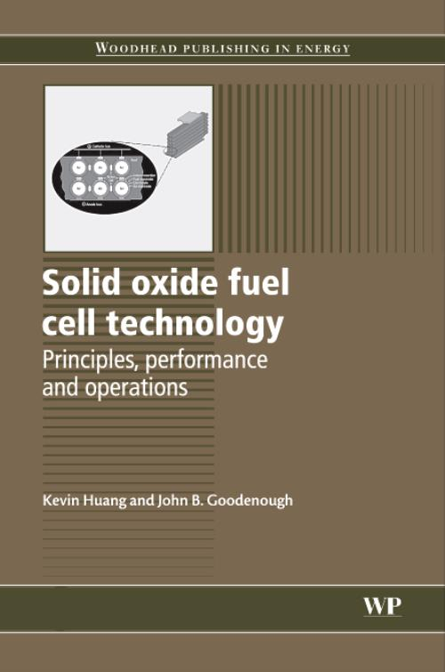 Solid Oxide Fuel Cell Technology. Woodhead Publishing Series in Energy - Product Image