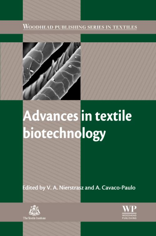Advances in Textile Biotechnology. Woodhead Publishing Series in Textiles - Product Image