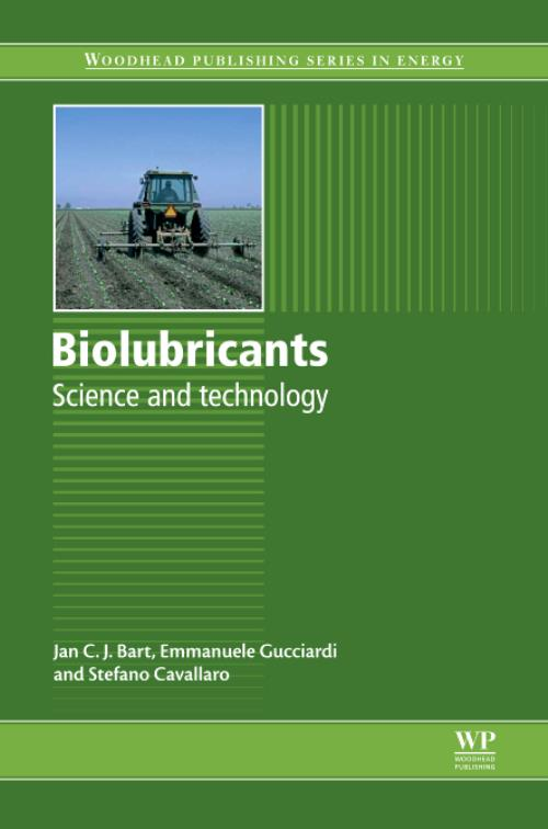 Biolubricants. Woodhead Publishing Series in Energy - Product Image