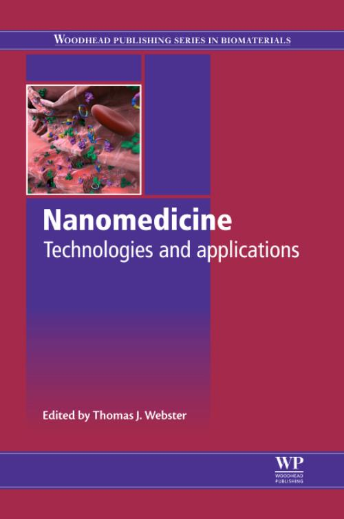 Nanomedicine. Woodhead Publishing Series in Biomaterials - Product Image