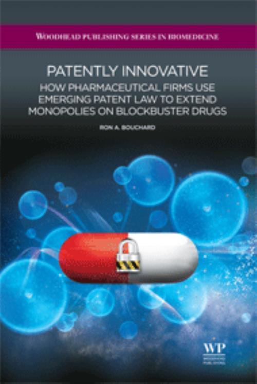 Patently Innovative. Woodhead Publishing Series in Biomedicine - Product Image