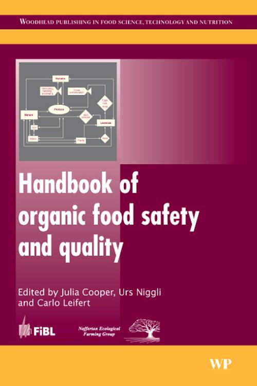 Handbook of Organic Food Safety and Quality. Woodhead Publishing Series in Food Science, Technology and Nutrition - Product Image