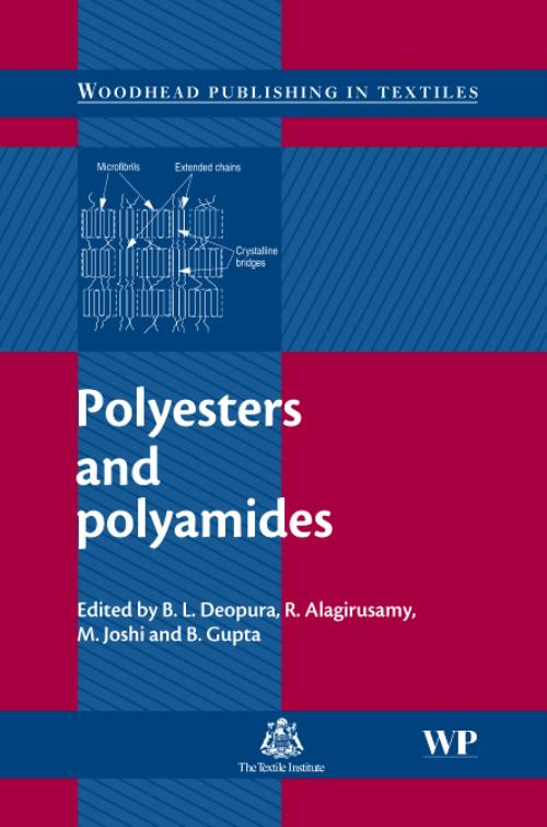 Polyesters and Polyamides. Woodhead Publishing Series in Textiles - Product Image