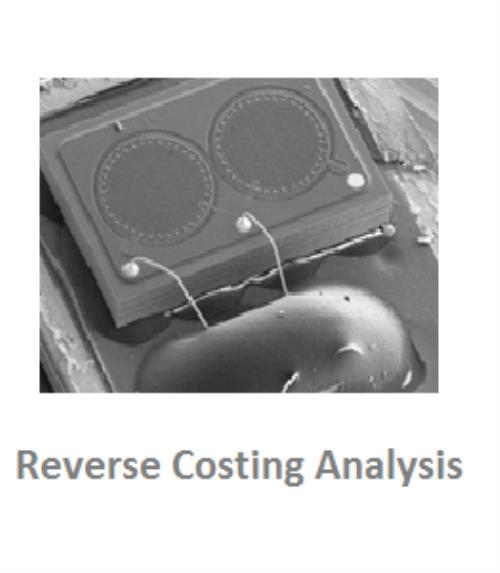 iPhone 5S MEMS Microphones Knowles & AAC Technologies - Reverse Costing Analysis - Product Image